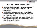 seams coordination tool10
