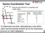 seams coordination tool8