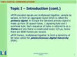 topic i introduction cont8