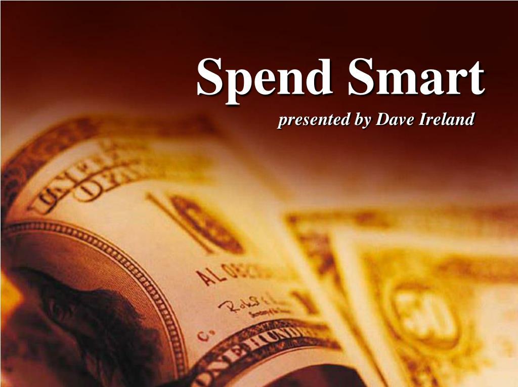 spend smart l.
