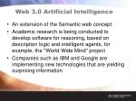 web 3 0 artificial intelligence