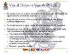 visual distress signals vds
