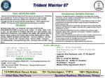 trident warrior 07