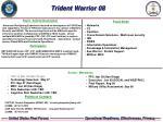 trident warrior 08