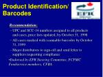 product identification barcodes13