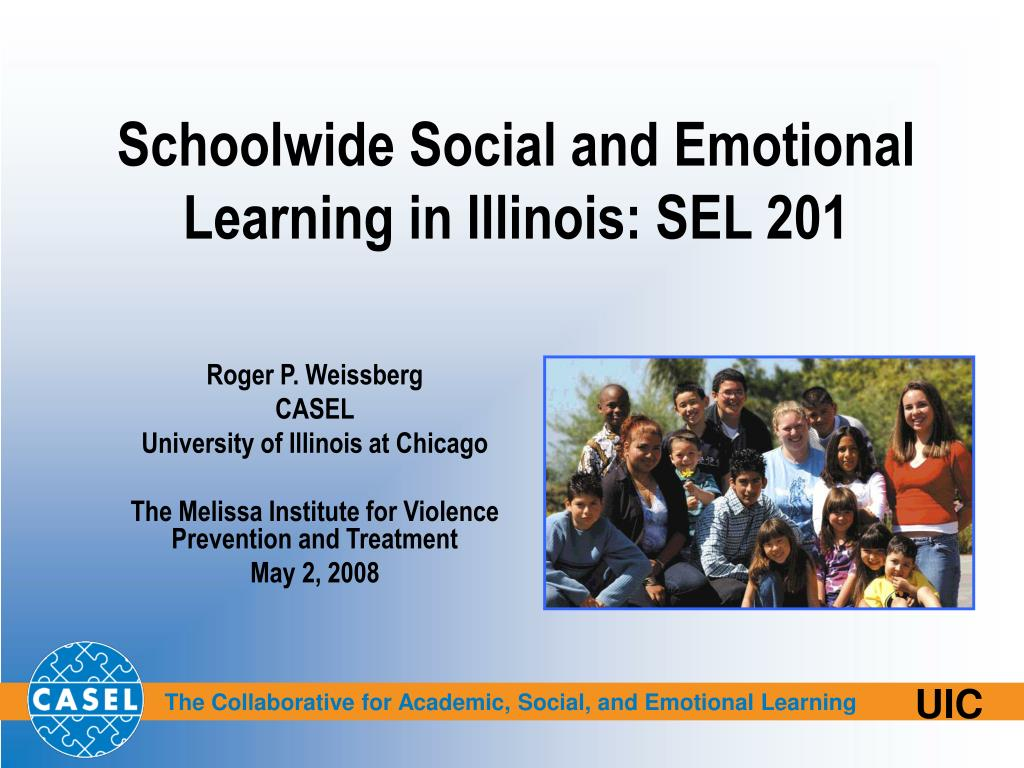 schoolwide social and emotional learning in illinois sel 201 l.