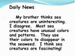 daily news65