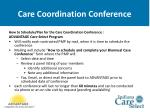 care coordination conference31