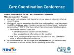 care coordination conference32