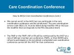 care coordination conference38