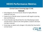 hedis performance metrics50