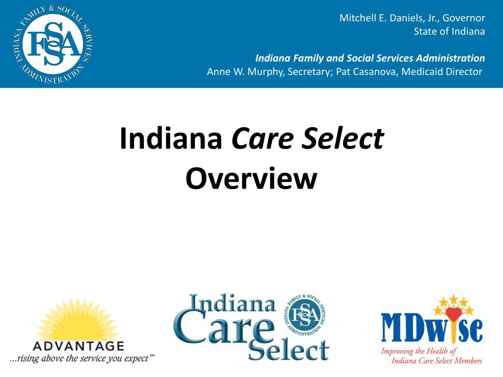 indiana care select overview l.