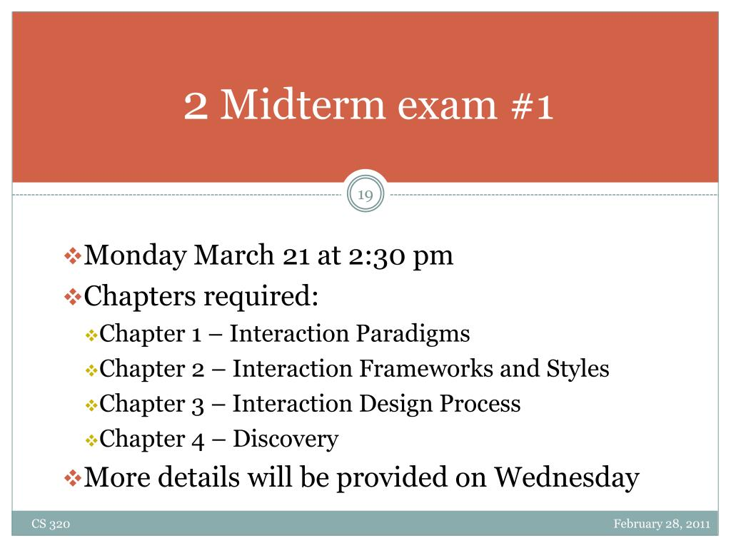 Monday March 21 at 2:30 pm