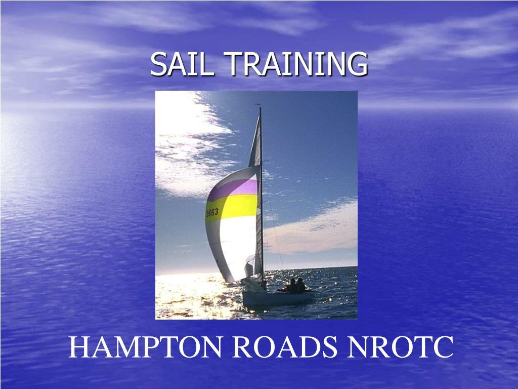 sail training l.
