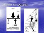 theory of sailing33