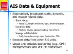 ais data equipment