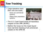 tow tracking