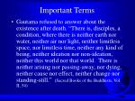 important terms56