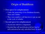 origin of buddhism8
