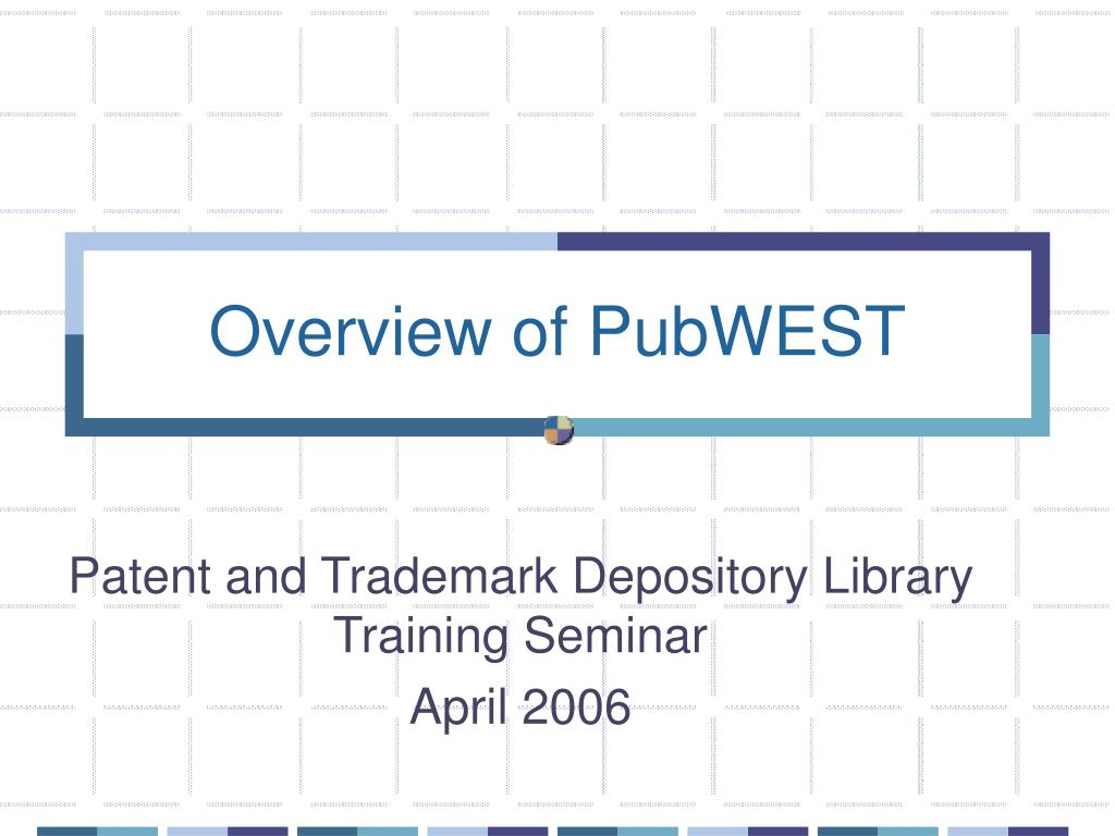 overview of pubwest l.