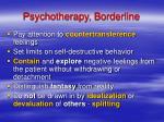 psychotherapy borderline23