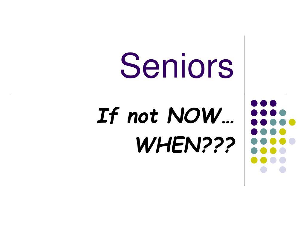 seniors l.