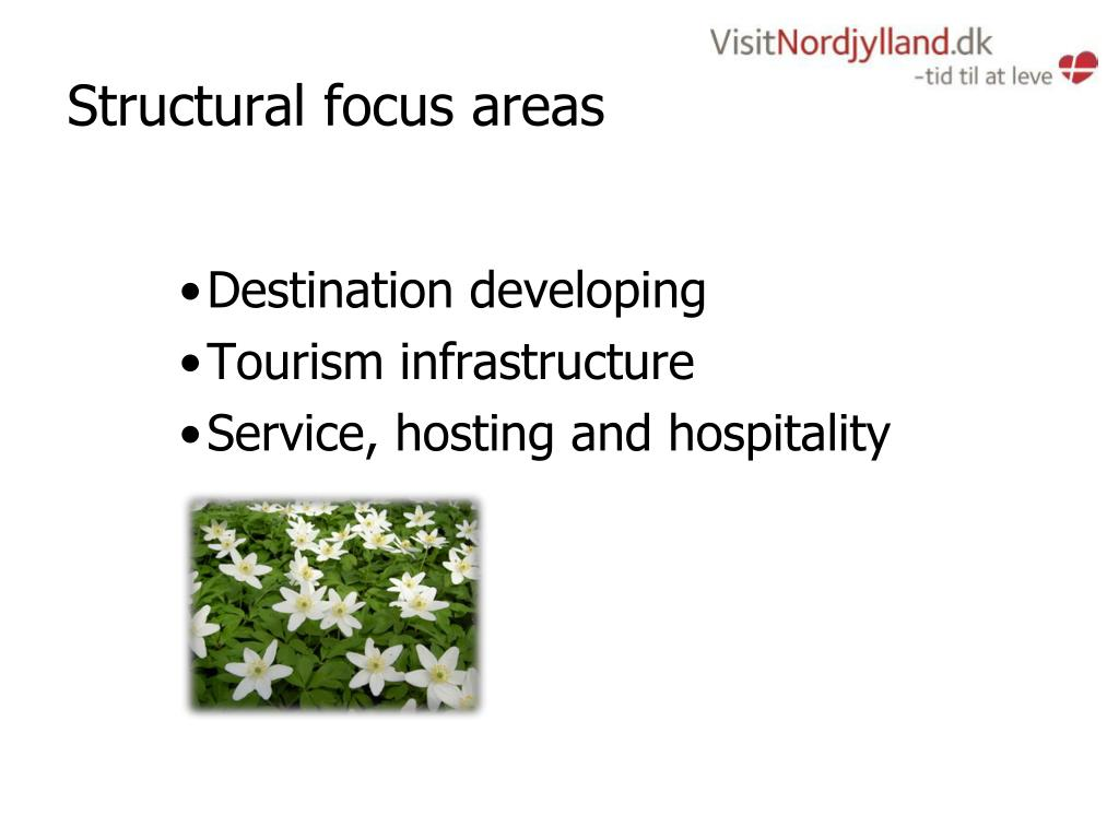 Structural focus areas