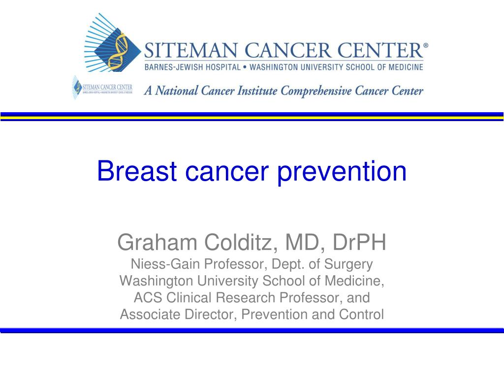 breast cancer prevention l.