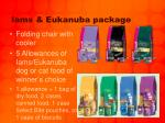 iams eukanuba package