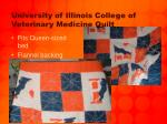 university of illinois college of veterinary medicine quilt