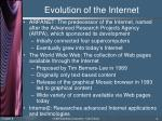 evolution of the internet5