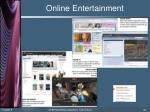 online entertainment42
