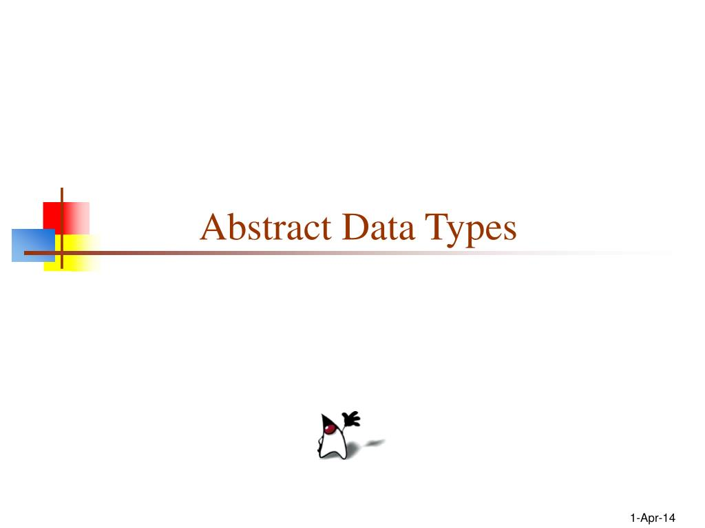 abstract data types l.
