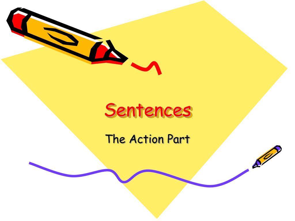 sentences l.