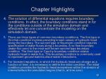 chapter highlights1