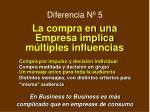 diferencia n 5