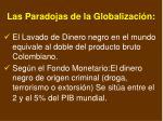 las paradojas de la globalizaci n110