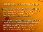 research on sport media4