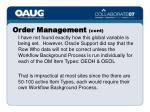 order management cont15