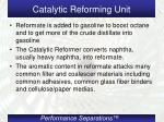 catalytic reforming unit1