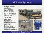 hf series systems