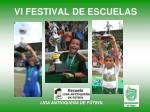 vi festival de escuelas26