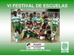 vi festival de escuelas35