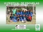 vi festival de escuelas6