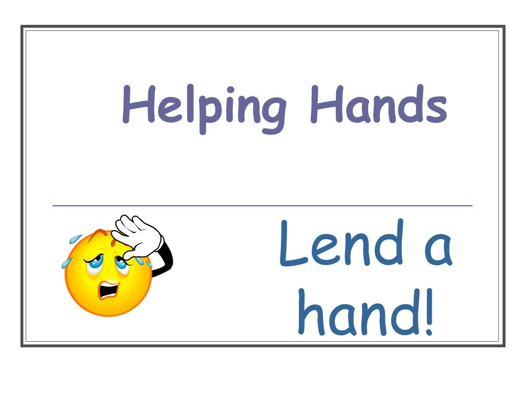 helping hands l.