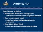 activity 1 4