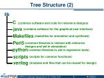 tree structure 2
