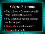 subject pronouns2