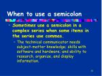 when to use a semicolon15
