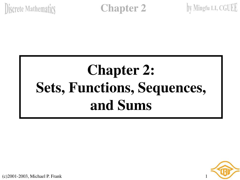 chapter 2 sets functions sequences and sums l.